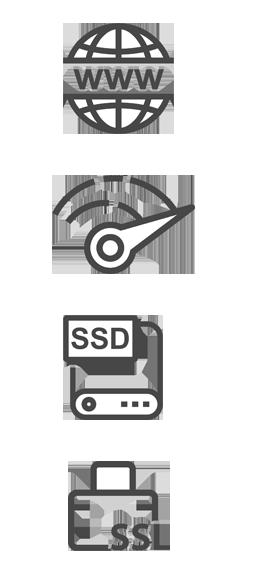 Website Hosting Features